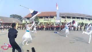 Demo Ekstrakulikuler MARCHING BAND DWI GITA PERTIWI