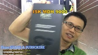 iSK MDH 9000 full review headphone