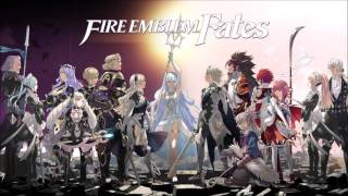 fire emblem fates ost ending credits piano song bubbles