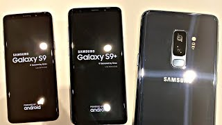 Samsung Galaxy S9 is HERE!!!!!
