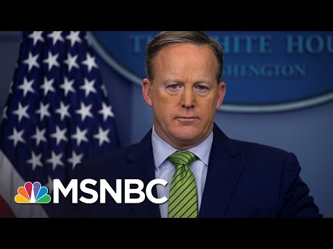 Mika On Sean Spicer Briefing: What Is Wrong With Him? | Morning Joe | MSNBC
