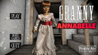 Granny Is Annabelle! YouTube Videos