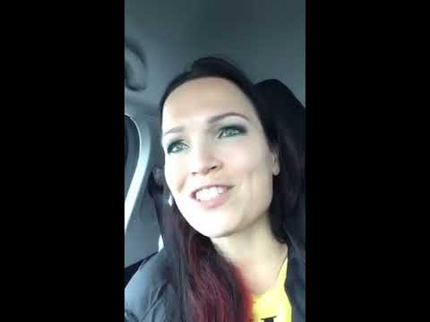 raskasta joulua 2018 turku 15.12 Tarja in tour with Raskasta Joulua   On the way to @Turku   YouTube raskasta joulua 2018 turku 15.12