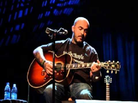 """Aaron Lewis - """"Garden""""  - Pearl Jam cover"""