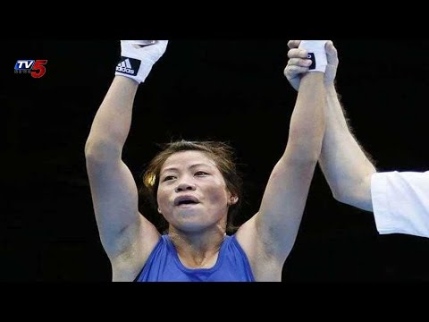 Mary Kom Wins Historic Asian Games Gold : TV5 News