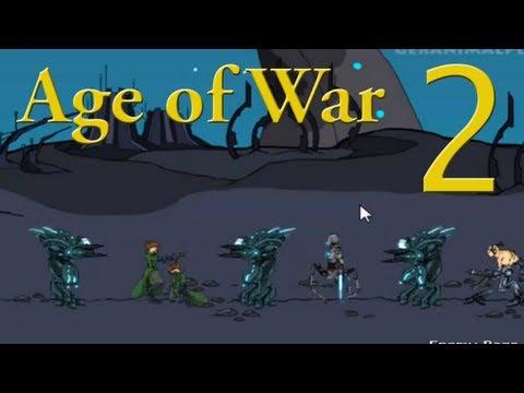 Ein weiterer Teil, eine einzige Folge | Age of War 2 [HDready] [Deutsch/German]