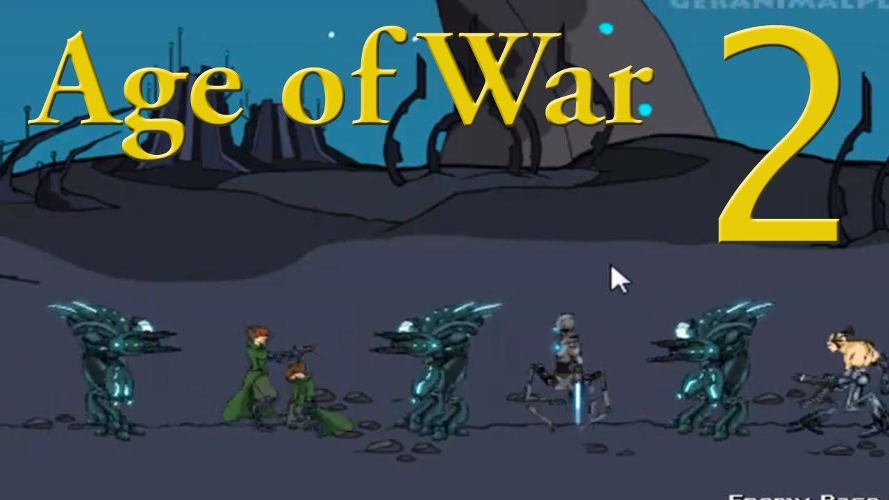 Age Of War 2 Free
