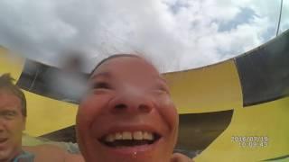 Аквапарк  в Анапе(атракцион
