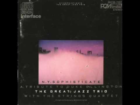 """Hank Jones — """"NY Sophisticate"""" [Full Album] 1984"""