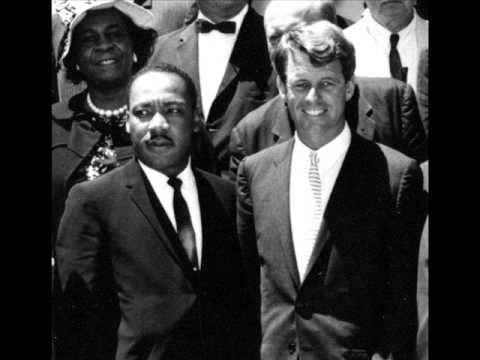 Robert F. Kennedy - On the Assassination of Martin Luther King