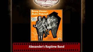 Benny Vasseur – Alexander´s Ragtime Band