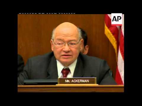 Congress Panel OKs Armenia