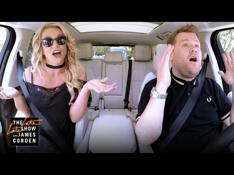Britney Spears Carpool Karaoke: Coming Thursday
