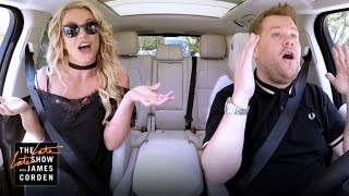 Britney Spears Carpool Karaoke: Coming Thursday by : The Late Late Show with James Corden
