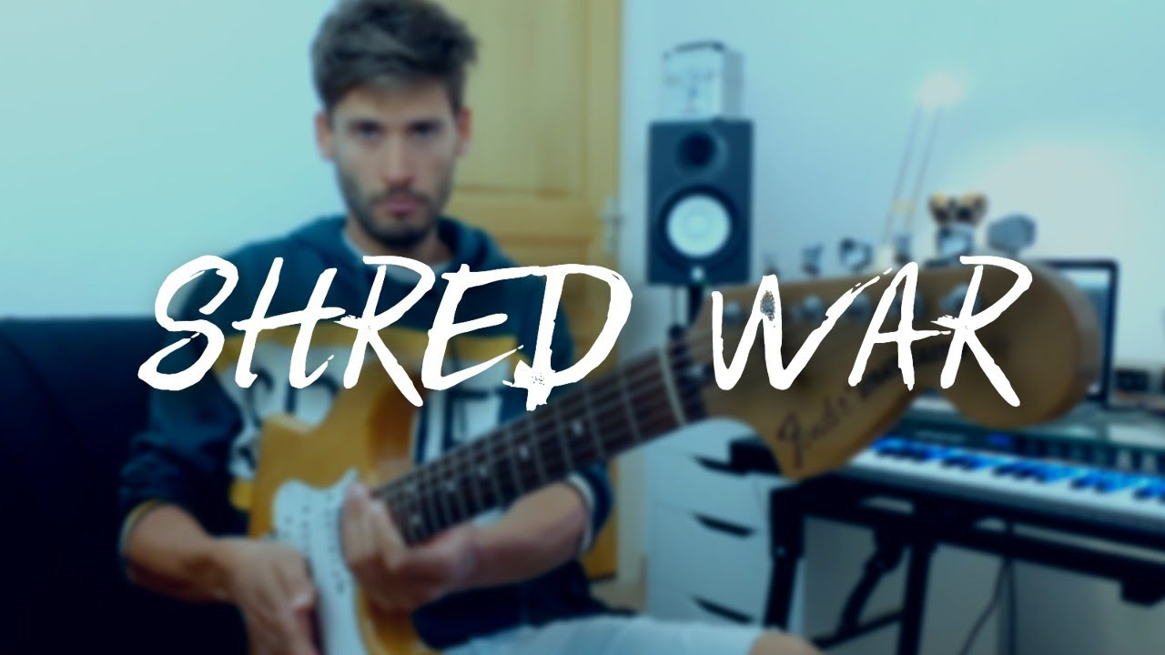 Download Shred War [Reda Campus Musique]