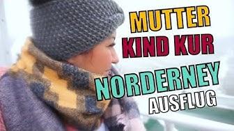 Mutter Kind Kur Norderney VLOG ⛵ Ausflug 🏃 Therapieplan 🎅 wir fahren mit dem Polarexpress 🎄