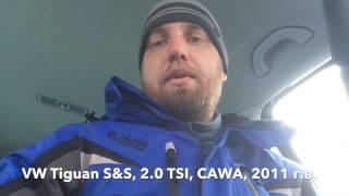 Треск цепи ГРМ Tiguan TSI 2.0. Часть 1.