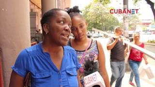 Reacciones a rebaja de precios en productos básicos en Cuba