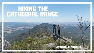 Hiking the Cathedral Range Southern Circuit , Wells Cave & Sugarloaf Peak