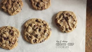 Big & Chewy Choco Chip Cookies Recipe for Beginners