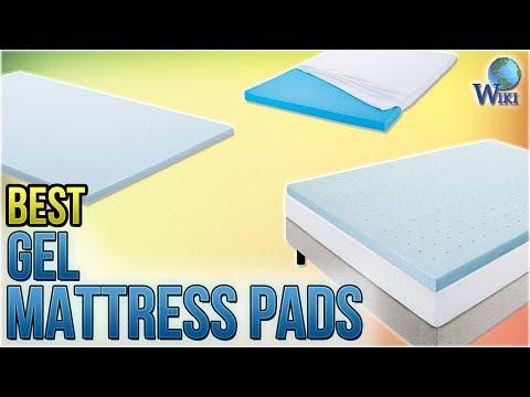 Milliard gel memory foam mattress topper best value cooling