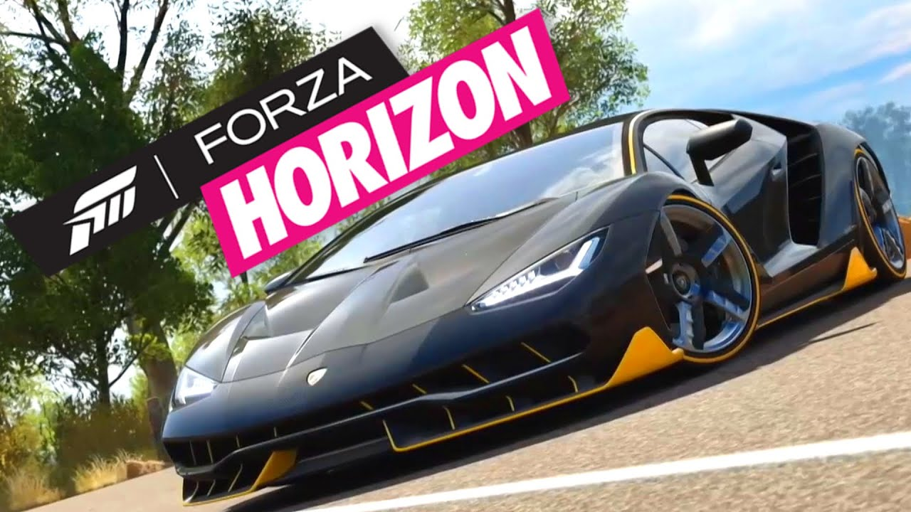 forza horizon 3 first gameplay footage e3 australia. Black Bedroom Furniture Sets. Home Design Ideas