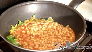 Caribbean Style Beans And Mash Potatoe