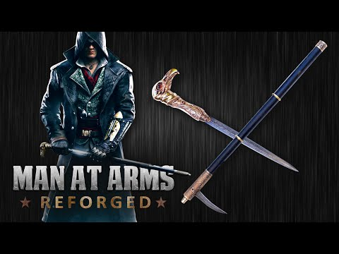 Jacob's Cane Sword (Assassin's Creed Syndicate) - Man At Arms