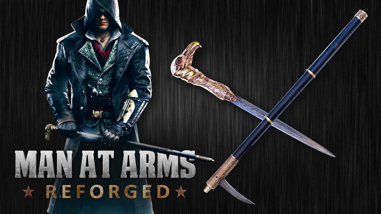 Jacob S Cane Sword Assassin S Creed Syndicate Man At Arms