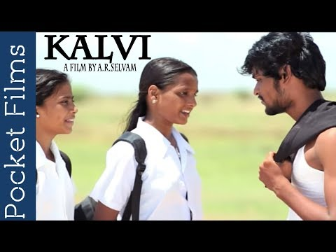Tamil Short Film - KALVI | #pocketfilms