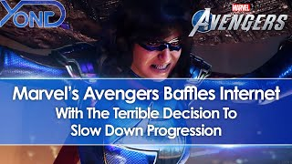Marvel's Avengers Baffles The Internet With The Terrible Decision To Slow Down Progression