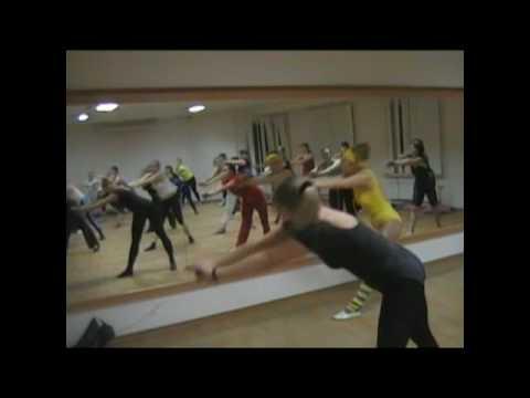 Фитнес дома упражнения видео для похудения для начинающих видео