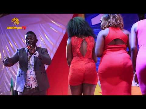 DUNCAN MIGHTY CAUSES STAGE CHAOS WITH LADIES BUTTOCKS SHAKING COMPETITION AT #ONEDELTA