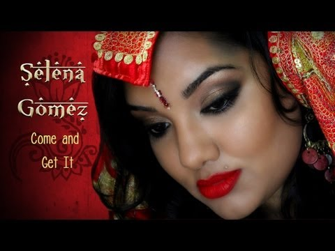 Selena Gomez- Come And Get It Video Makeup