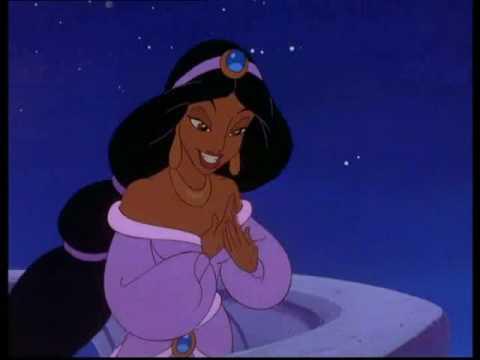 *Disney Aladdin Il Ritorno Di Jafar* //Io Voglio Restare Con Te
