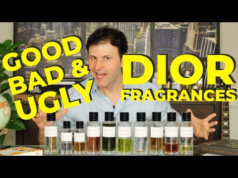 Good, Bad & Ugly - GBUUO - Dior Fragrance Collection | MAX FORTI