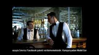 Mustafa Sandal Turkcell akıllı telefon hareketi reklam filmi (Yeni 2012 - Emina Sandal)