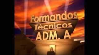 Vídeo Formatura Técnico em Administração - 2014