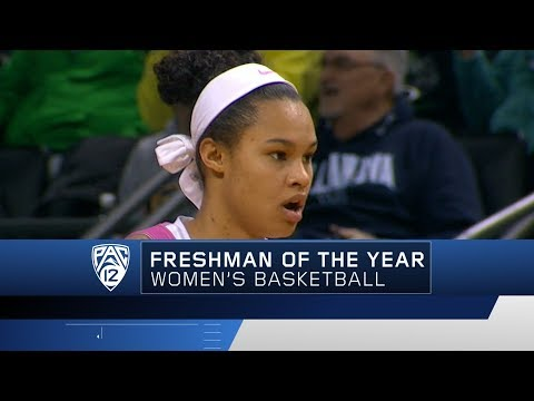 Oregon's Satou Sabally claims Pac-12 Freshman of the Year accolades