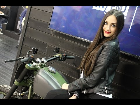 2018 ALL NEW MOTORCYCLE MODELS WALKAROUND! EICMA-MOVIE +MODE