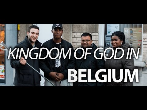 Kingdom of God in Belgium