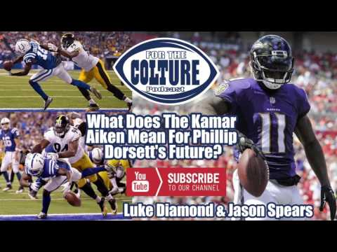 What Does The Kamar Aiken Signing Mean For Phillip Dorsett