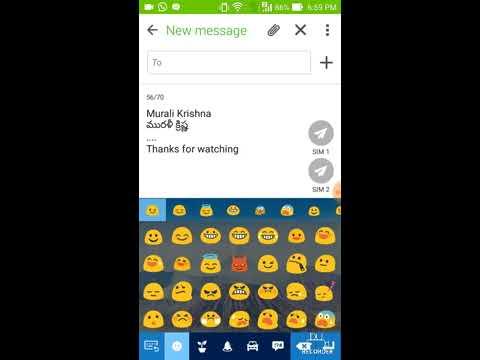 How to Change Keyboard Language in Asus Phones