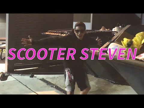 Scooter Steve - Episode Two |Bonus Features|
