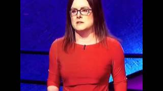Jeopardy Woman Accent? Most Annoying?