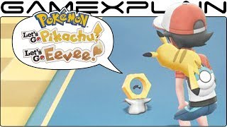 Meltan's Reveal in Pokémon Let's Go Pikachu & Eevee - Impressions DISCUSSION