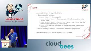 Jenkins World 2016 - Introducing a New Way to Define Jenkins Pipelines
