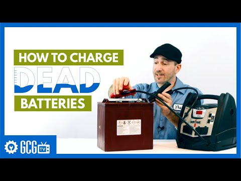 Golf Cart Battery Charger Frequently Asked Questions (FAQ)