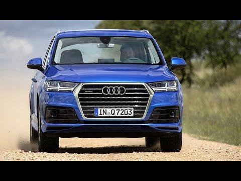 Audi Q7: Top-Note im ADAC Test