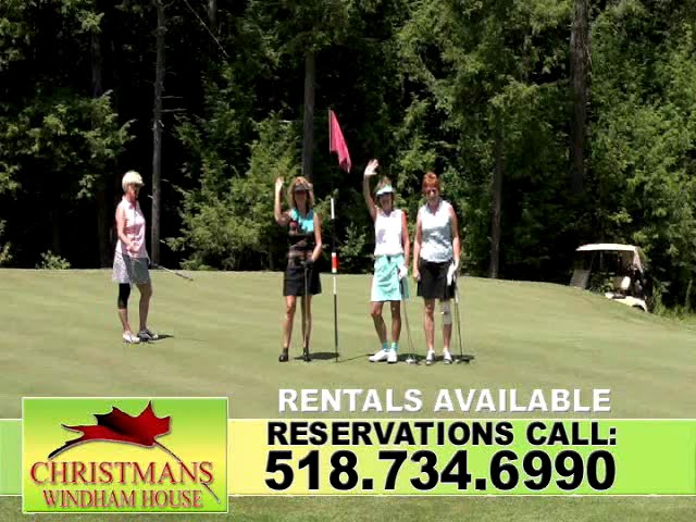 Christman's Golf Course - Windham NY TV Ad 6 18 2018